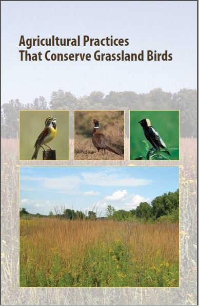 Agricultural Practices that Conserve Grassland Birds