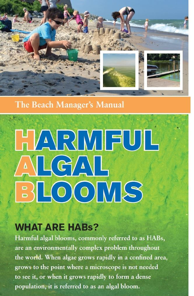 Harmful Algal Blooms Michigan Sea Grant